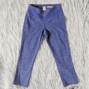 Lucy Hatha Collection Powermax Crop Leggings - XS